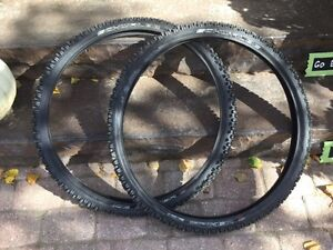 Studded Winter Tires (26x2.1)