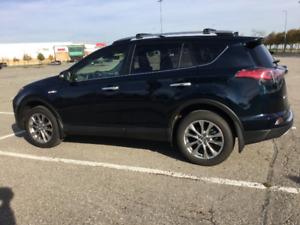 2017 Toyota RAV4 SUV, Crossover