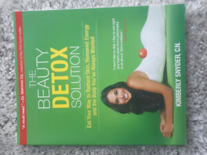 Brand new 'The Beauty Detox Solution' book!