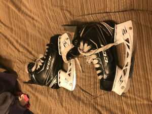 CCM Skates and Hockey pants