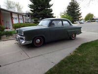 1952 Meteor 2dr Ready to Run - $7500.00