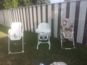 Babay HighChairs