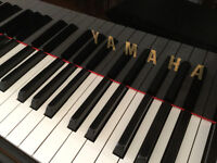 Private Piano Lessons in Guelph