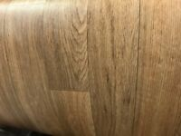 9 by 13 ft vinyl woodblock brand new