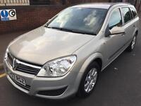 2007 VAUXHALL ASTRA 1.6 LIFE ESTATE AUTOMATIC..LONG MOT..HISTORY..DRIVES GOOD