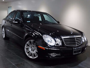 MERCEDES-BENZ E-CLASS E550 4MATIC BERLINE 2007 SUSPENSION HYD
