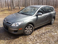 2010 Hyundai Elantra Touring Wagon GL Mint Low KMs MVI Until Dec