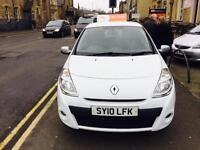 Renault Clio 1.2 16v ( 75bhp ) 2009MY I - Music 1 OWNER FSH SPECIAL EDITION