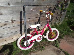 Kids Disney Princess Bicycle