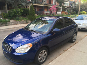2011 Hyundai Accent Sedan--Safety and Emission Certified