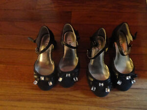 girls dress shoes size 12 for $8.00 1 pair only