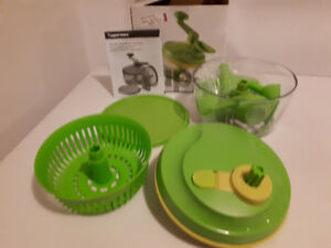 GREAT SPECIAL- NEW TUPPERWARE QUICK CHEF PRO CHOPPER !!!