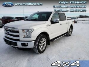 2016 Ford F-150 Lariat  YEAR END CLEARANCE!