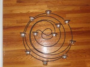 Decorative Tea Light Holders.  3 In total Sarnia Sarnia Area image 3