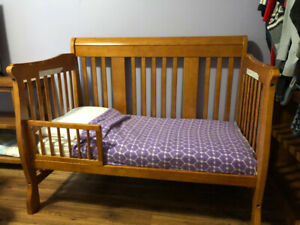 Crib/Toddler bed