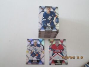 set de cartes de hockey Tim Horton 2016-17