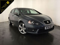 2011 61 SEAT LEON FR PLUS CR TDI 1 OWNER SERVICE HISTORY FINANCE PX WELCOME