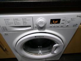 WASHING MACHINE - HOTPOINT - Smart Tech WMFUG 1063