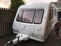 Elddis Crusader Superstorm, Twin axle, Double Dinette
