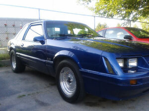 1986 Mustang  3,500 .Not an original 5.0 !