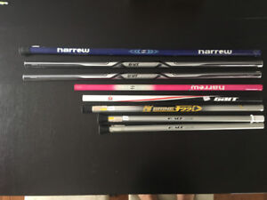 Lacrosse Shaft, Brand new, Various size