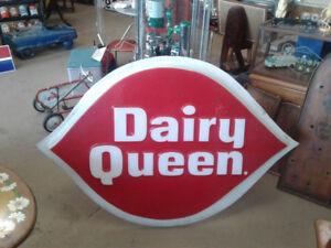 Dairy Queen Lexon Sign