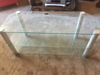Large glass to stand unit free to collector