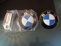 bmw badges e36 e46 e90 wheels bonnet boot