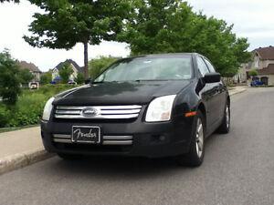 2009 Ford Fusion SE Sedan