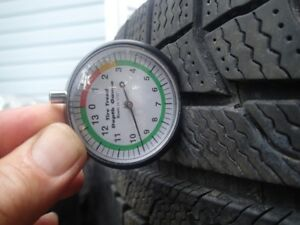 Michelin X-Ice Winter Tires 235 55 R18  Very Good Condition
