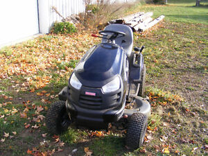 "Lawn Tractor 42"" mower"
