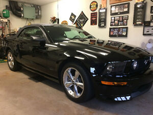 2008 Ford Mustang GT/CS Convertible
