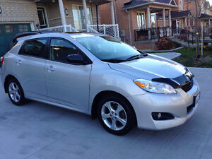 2013 Toyota Matrix TOURING PKG TOYOTA CERTIFIED LOW KM SUN ROOF