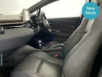 2018 Toyota C-HR 1.8 Hybrid Excel 5dr CVT [Leather] - SUV 5 Seats SUV Petrol/Ele