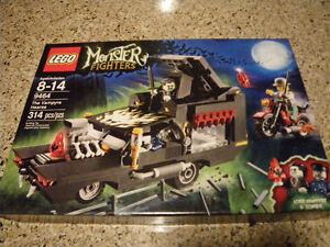 LEGO Monster Fighters sets Sarnia Sarnia Area image 2