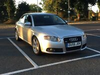 Audi A4 2006 Special Edition Diesel Manual 6 Speed 170 Bhp