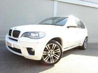 2013 BMW X5 3.0 XDRIVE30D M SPORT 5D AUTO 241 BHP DIESEL