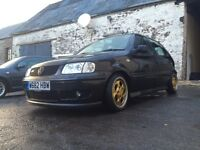 Polo 6n2 GTI for parts / breaking
