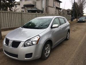2009 Pontiac Vibe Hatchback FWD-SOLD