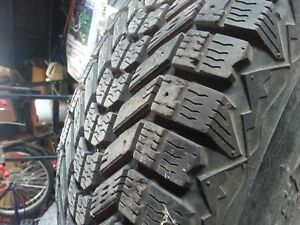 (2) 245 70R16 tires