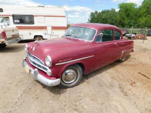 1953 Dodge Regent up for Auction.