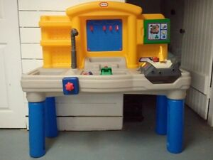 Little Tikes - Work Bench - Extended Size Windsor Region Ontario image 1