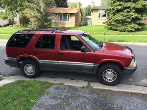 1998 GMC Jimmy
