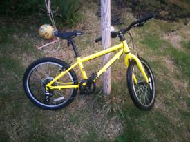 "Verenti 20"" unisex kids bike like isla or frog bike, lightweight"