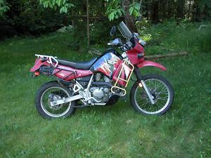 Dual Sport KLR650
