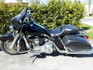 04 Harley Davidson road king