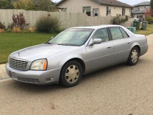 2002 Cadillac