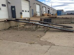 Steel ramps for sale