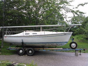 1976 Chrysler C22 sailboat for sale or trade