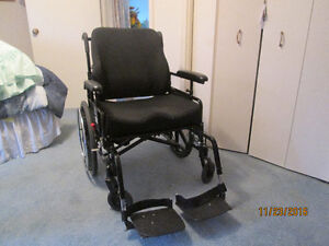 Maple Leaf E Z rider wheel chair,